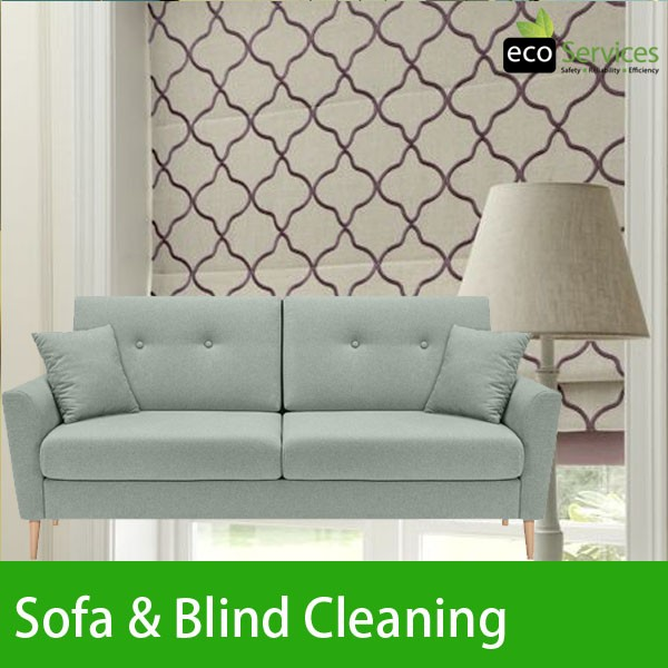 Sofa & Blind Cleaning